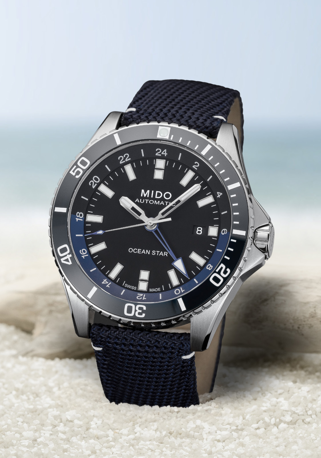MIDO Ocean Star GMT-2020-