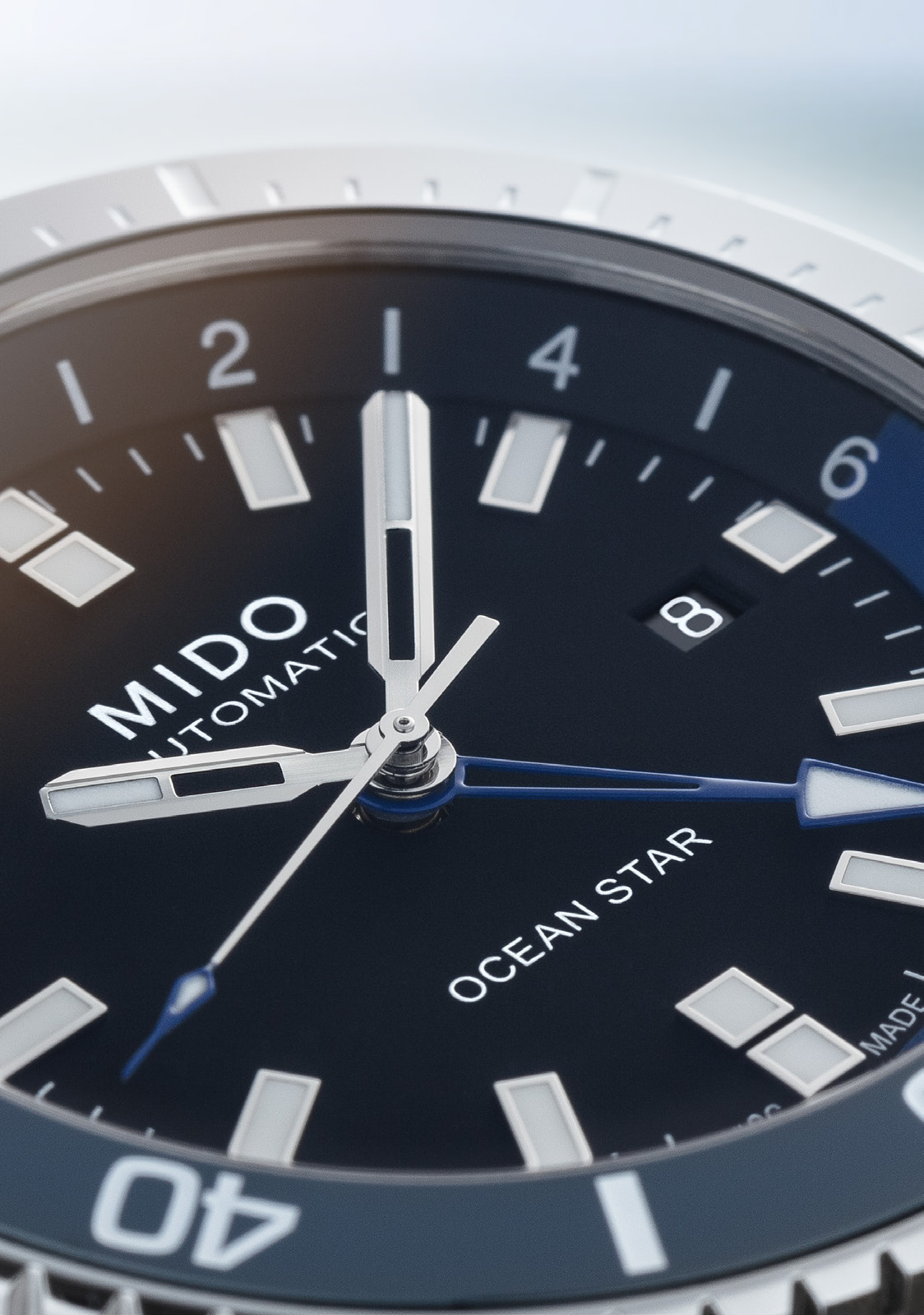 MIDO Ocean Star GMT-2020-2