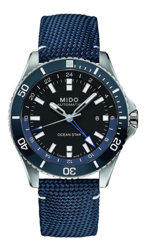 MIDO Ocean Star GMT-2020-4