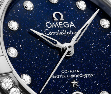 Omega Constellation Aventurina-