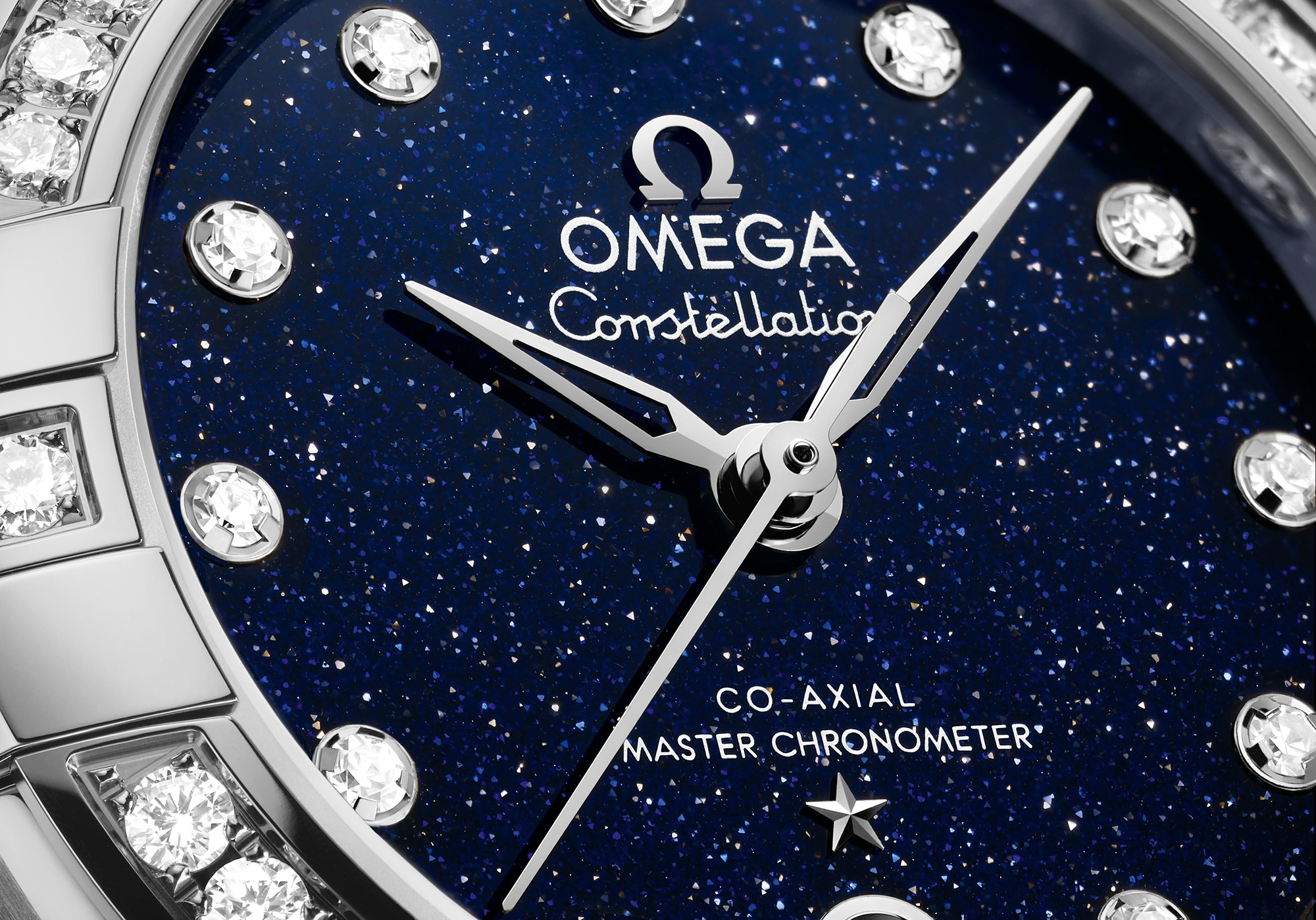Omega Constellation Aventurina-