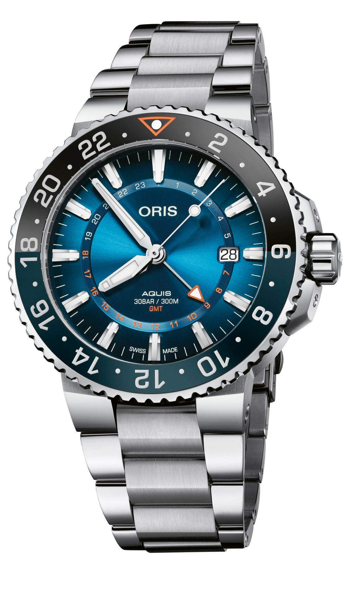 Oris Aquis Carysfort Reef Limited Edition-