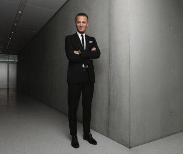 La estrategia de un gigante: Raynald Aeschlimann, CEO de OMEGA