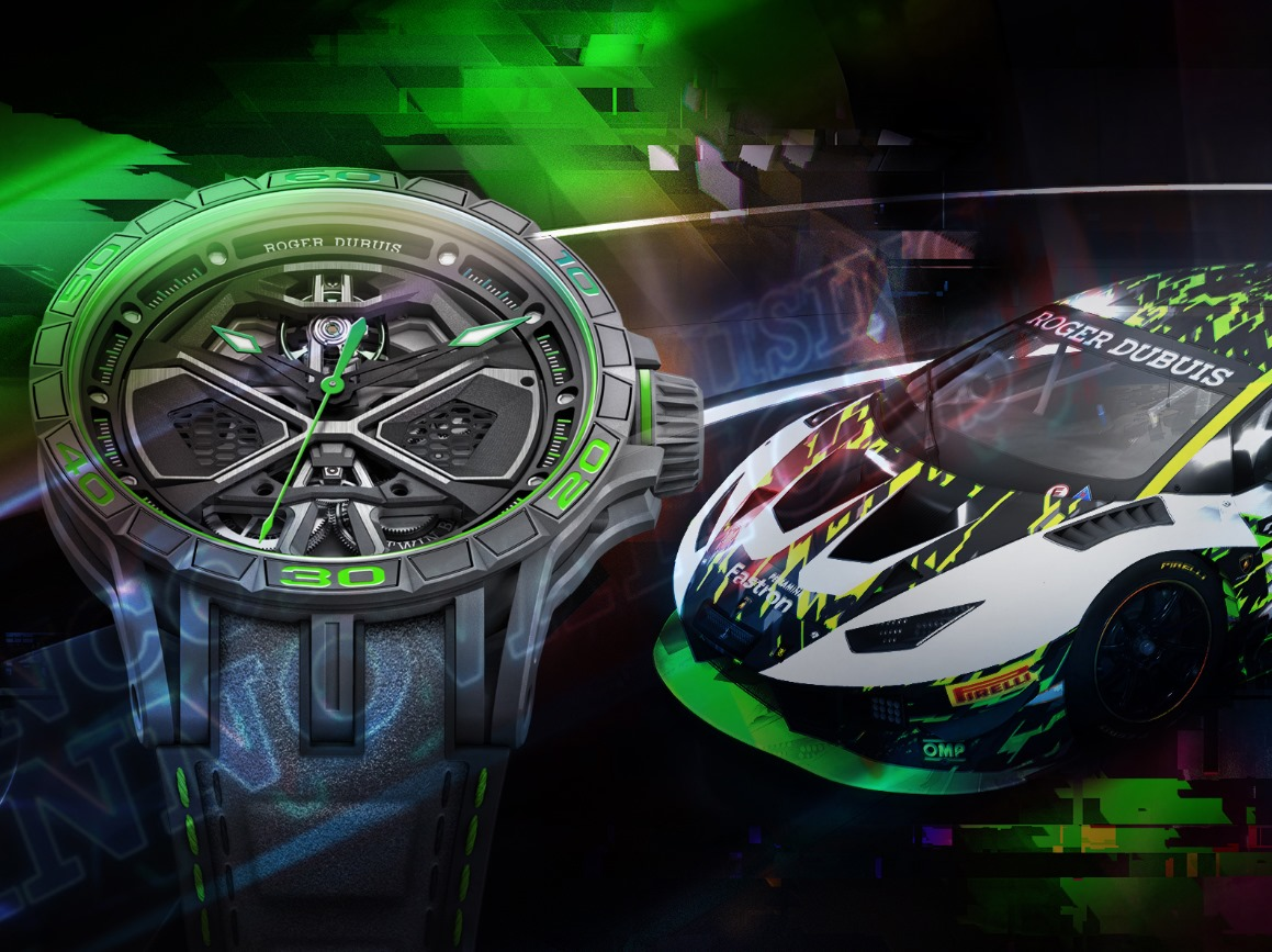 Roger Dubuis The Real Race