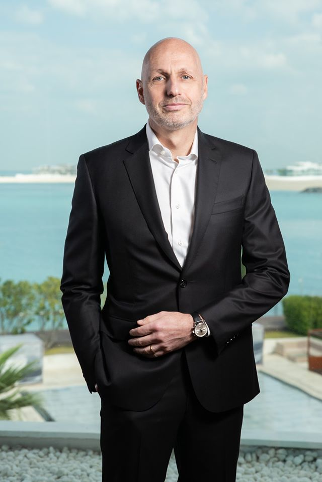 Stephane Bianchi LVMH Chief Watches Jewelry Division