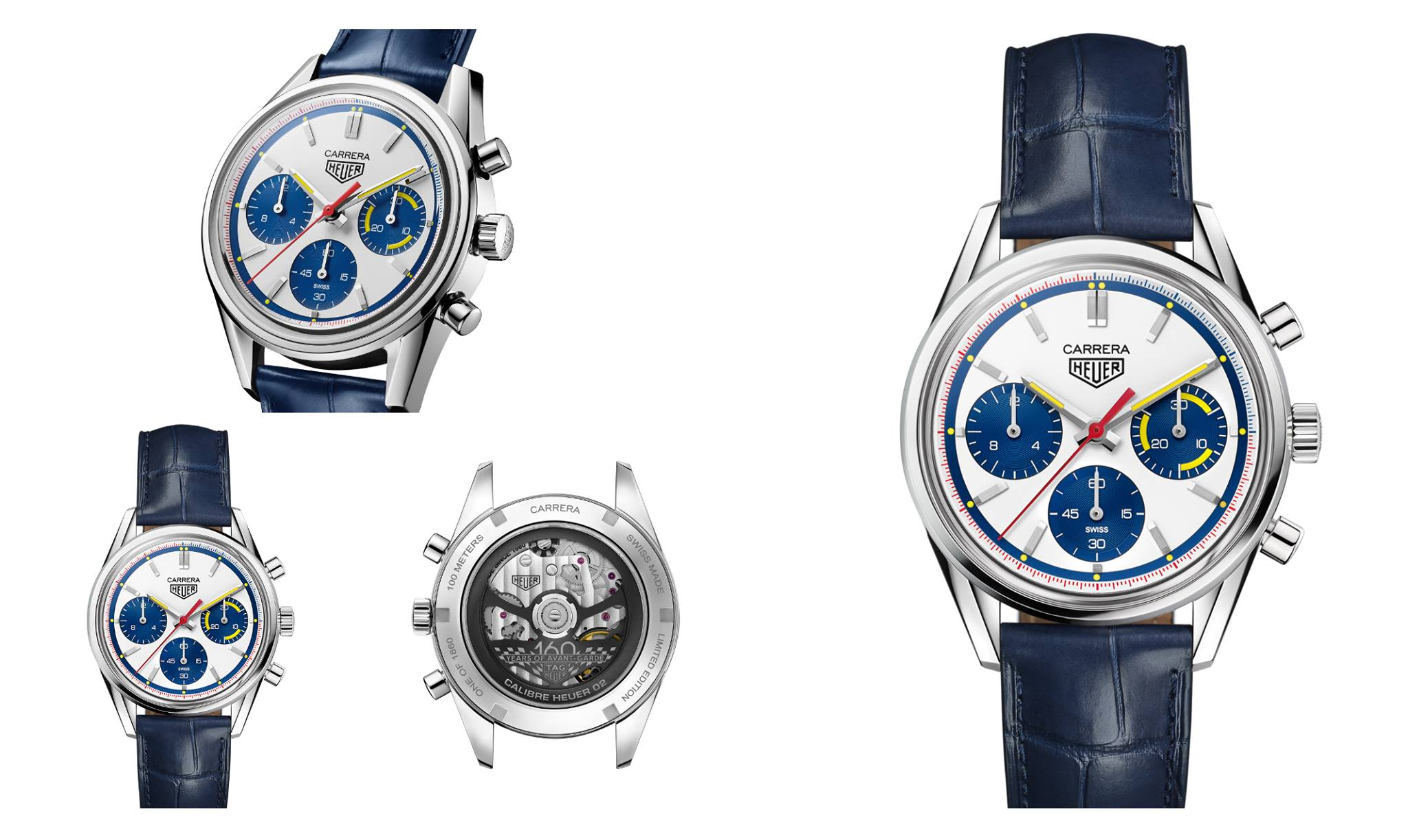 TAG Heuer Carrera 160 Years Montreal Limited Edition galeria
