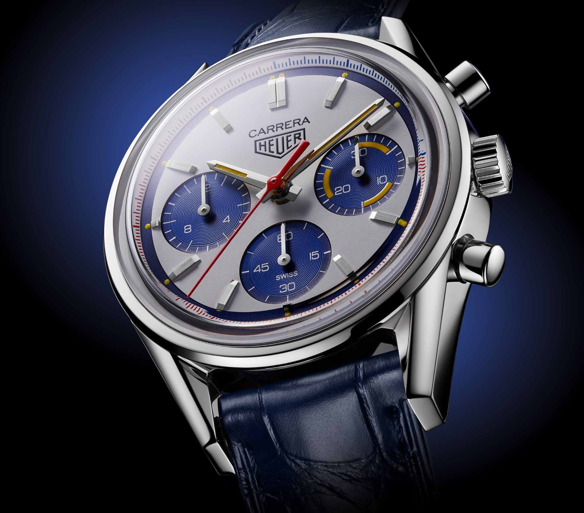 TAG Heuer Carrera 160 Years Montreal Limited Edition hero