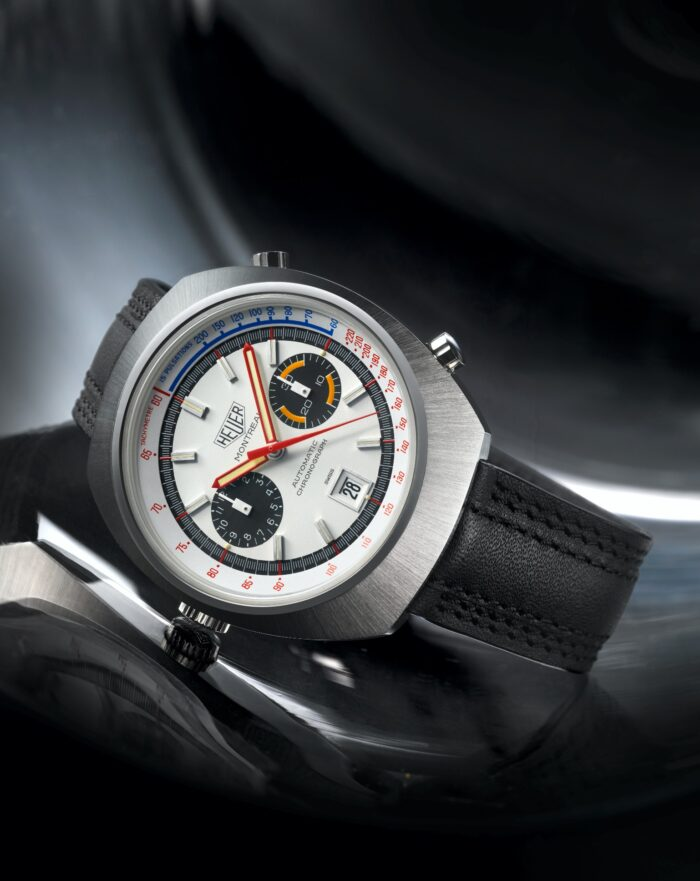 TAG Heuer Carrera 160 Years Montreal Limited Edition historico
