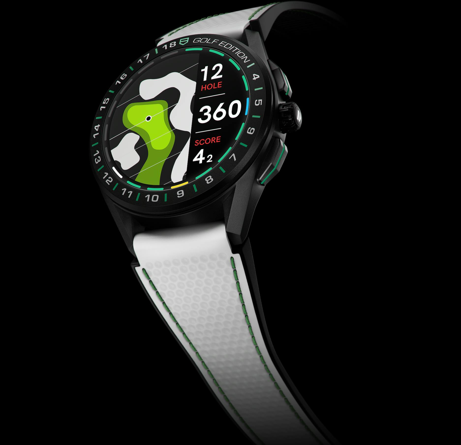 TAG Heuer Connected Golf Edition-hero