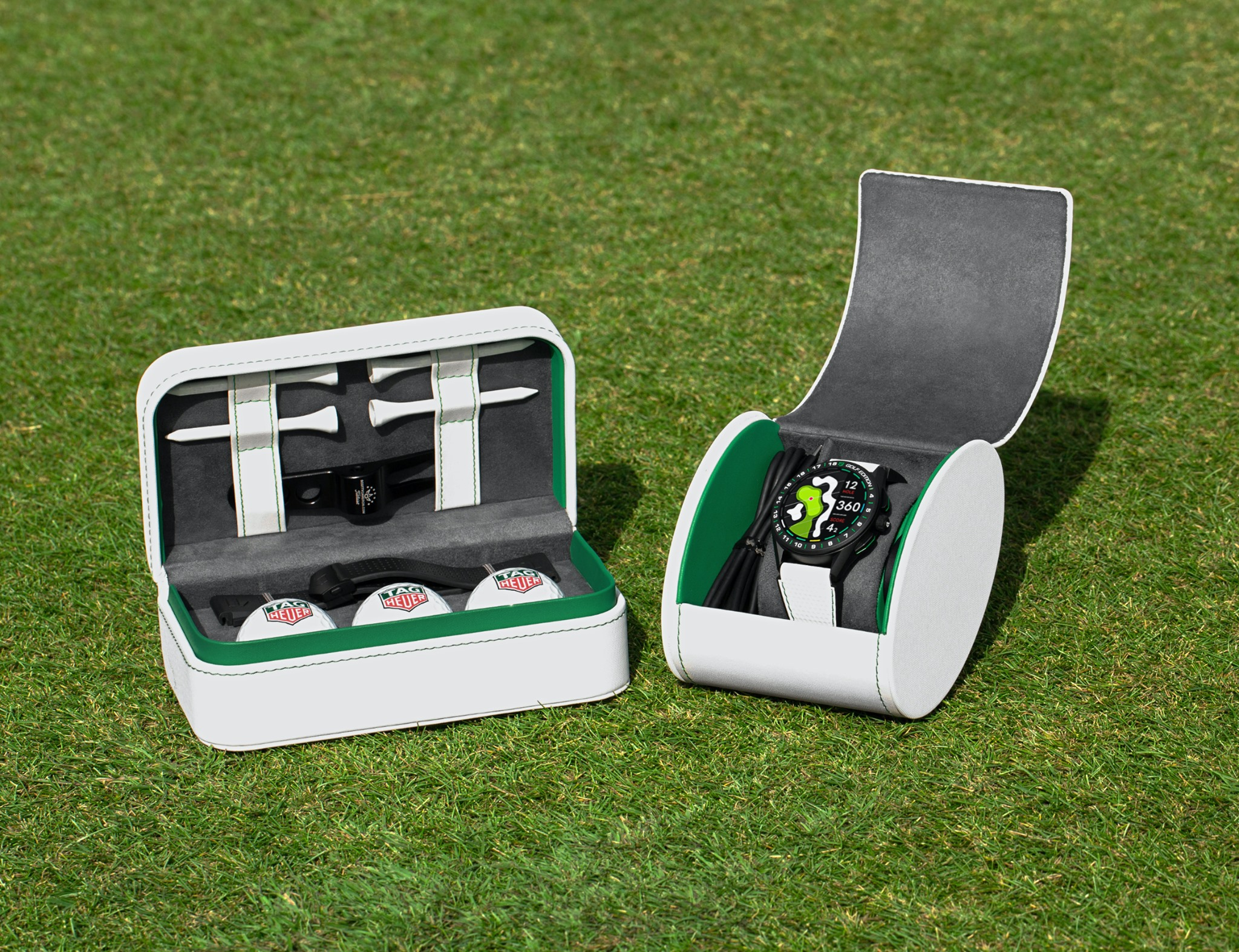 TAG Heuer Connected Golf Edition-set
