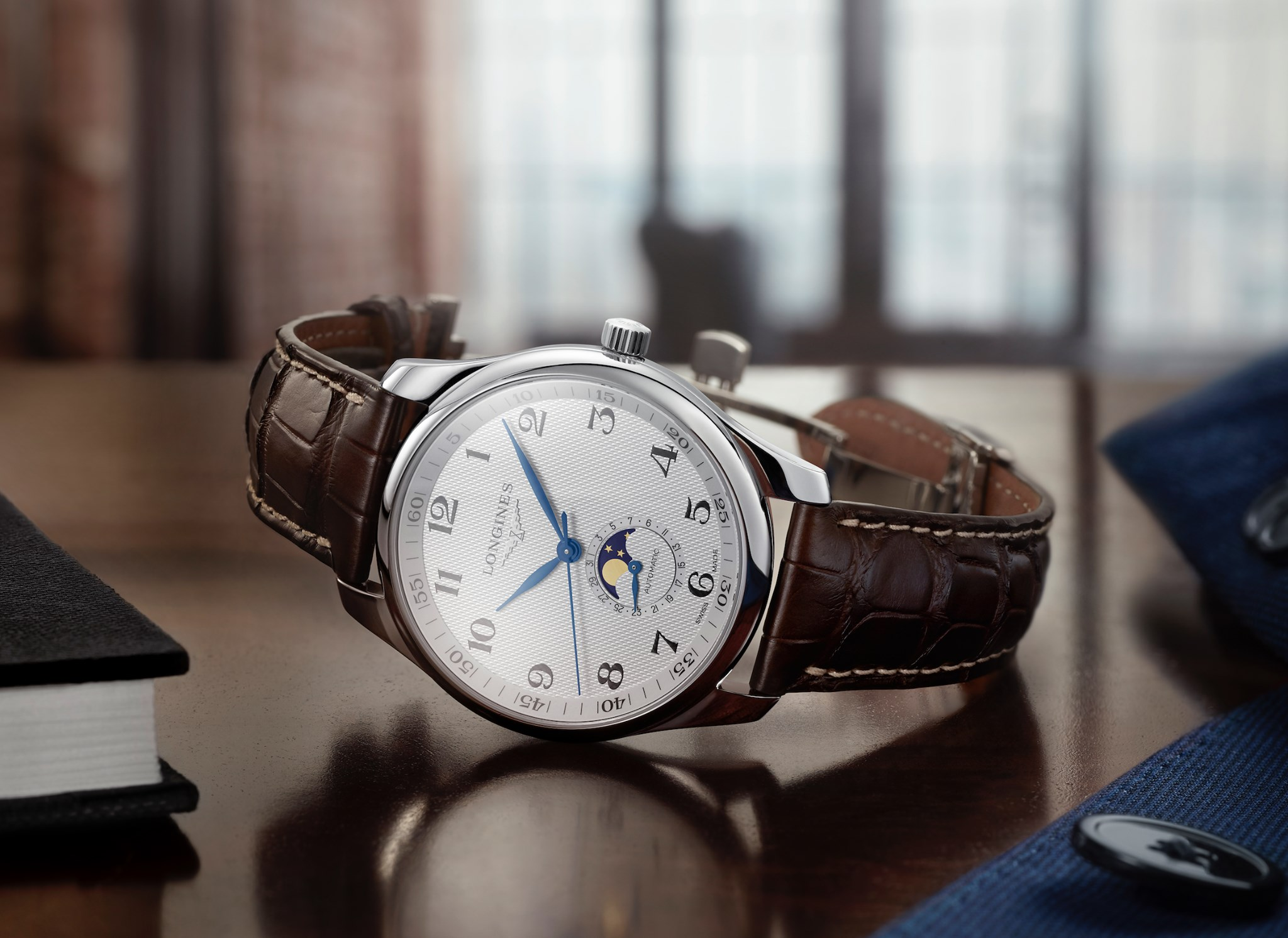 The Longines Master Collection-