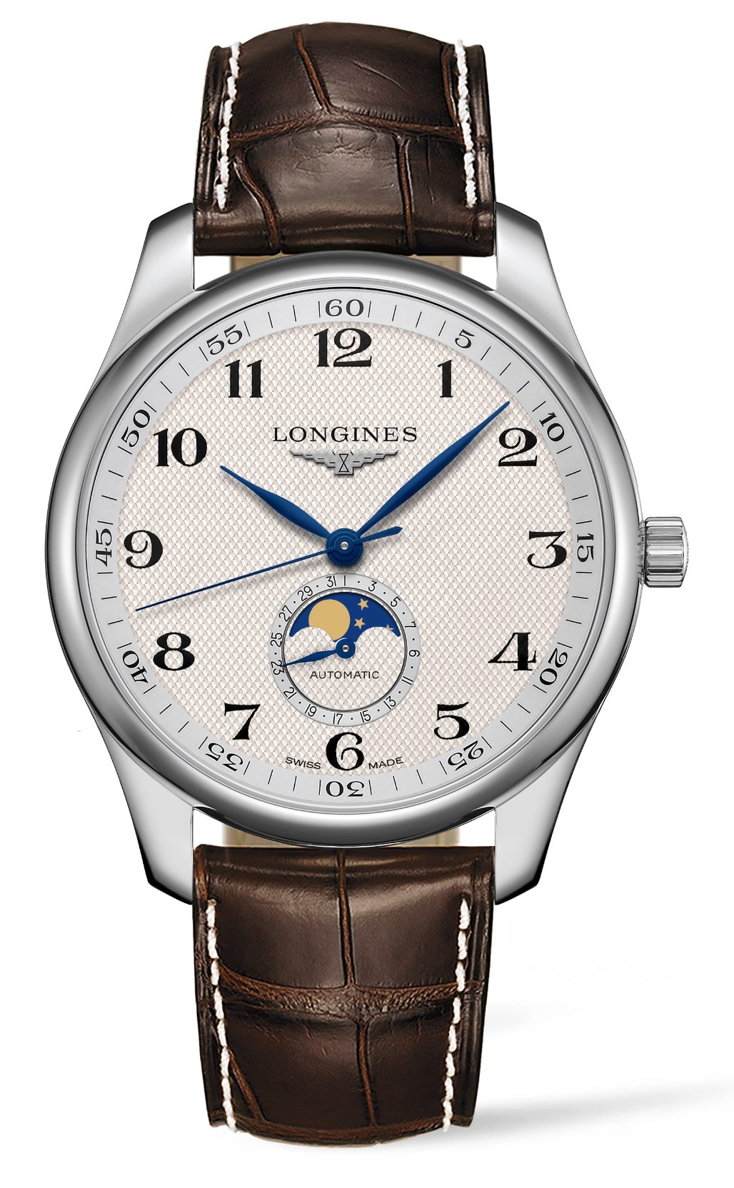 The Longines Master Collection-fase de Luna