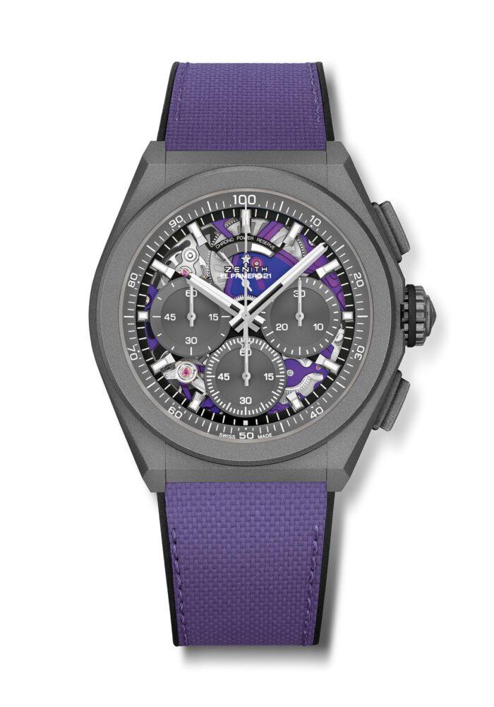 Zenith Defy Ultraviolet-pack