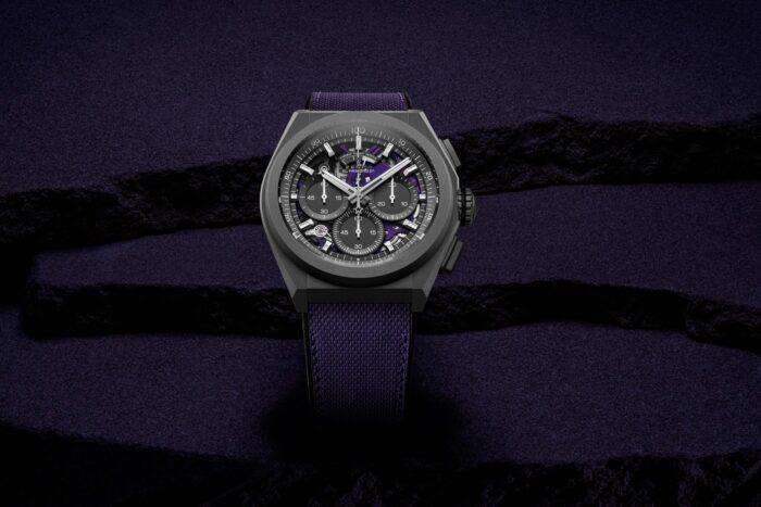 Zenith Defy Ultraviolet-violeta