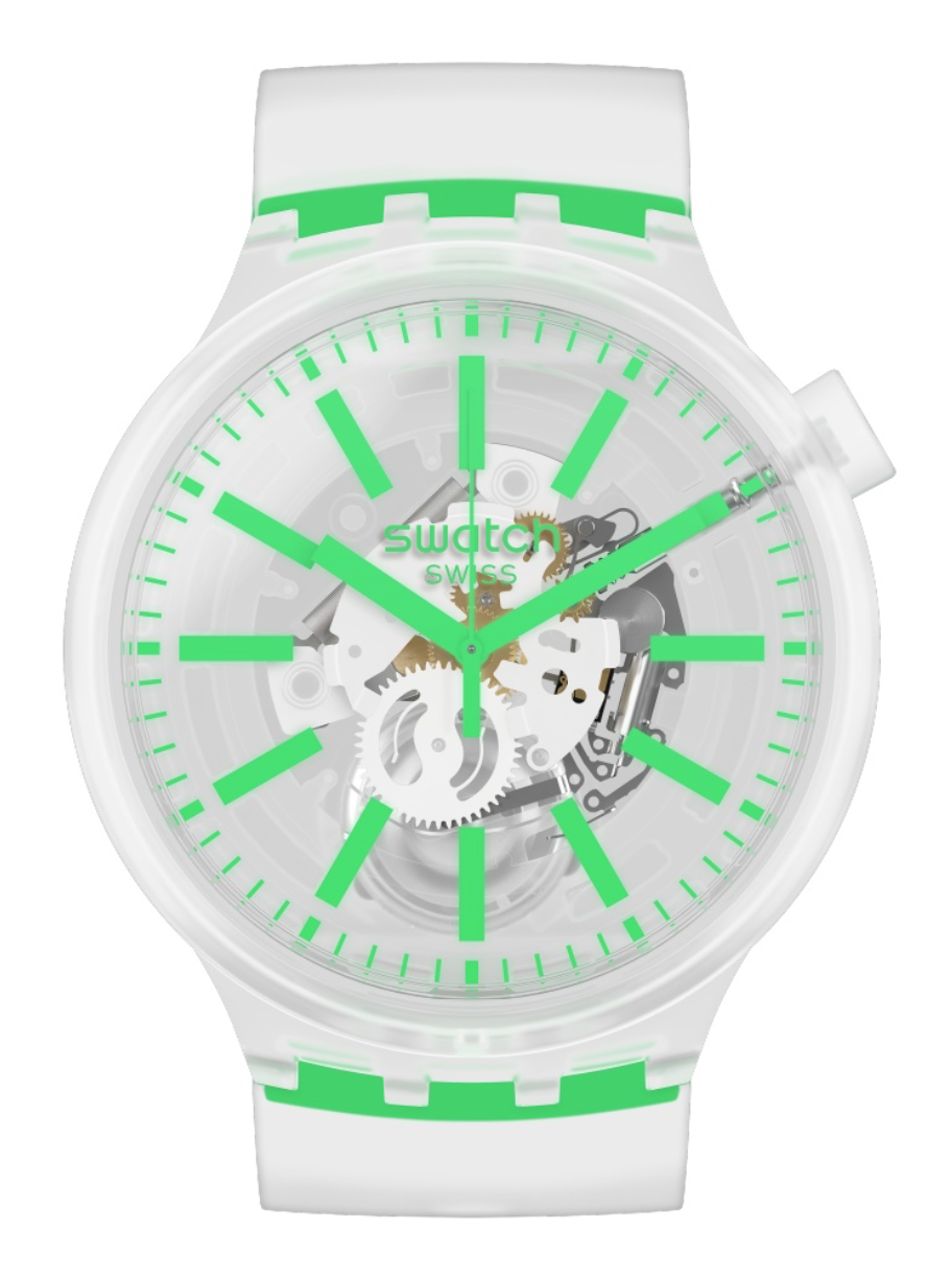 Nuevos relojes Big Bold Jelly de Swatch