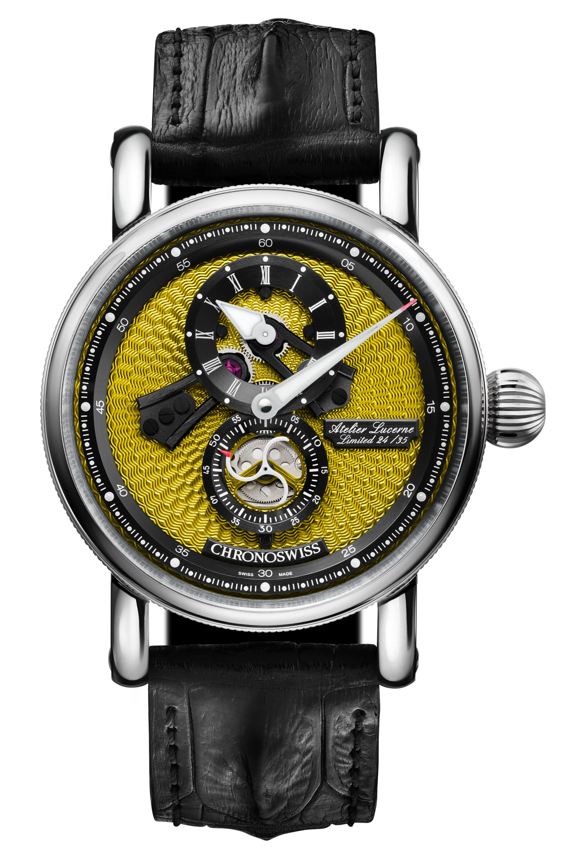 Chronoswiss Flying Regulator Open Gear-2020-pack
