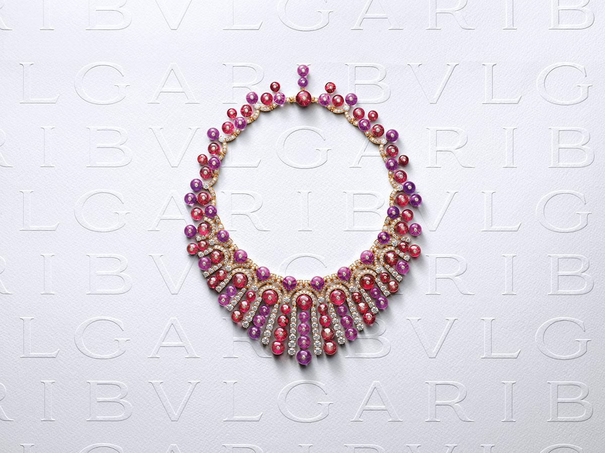 BAROCKO, la nueva colección de alta joyería de BVLGARI