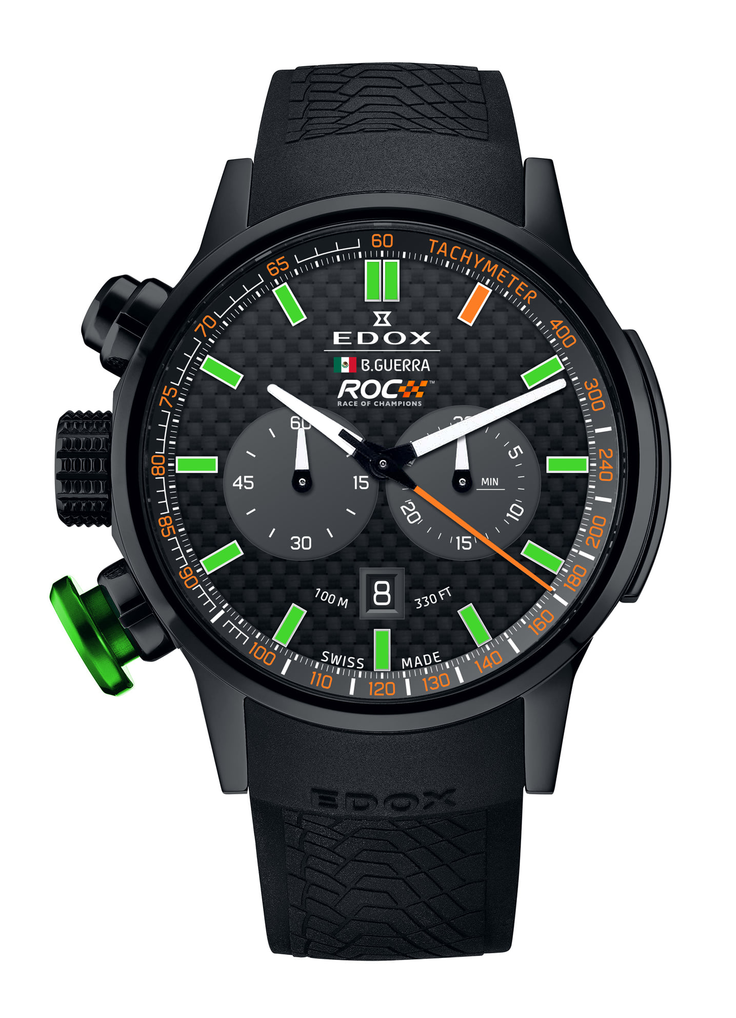 Edox Chronorally L E Benito Guerra Jr-pack
