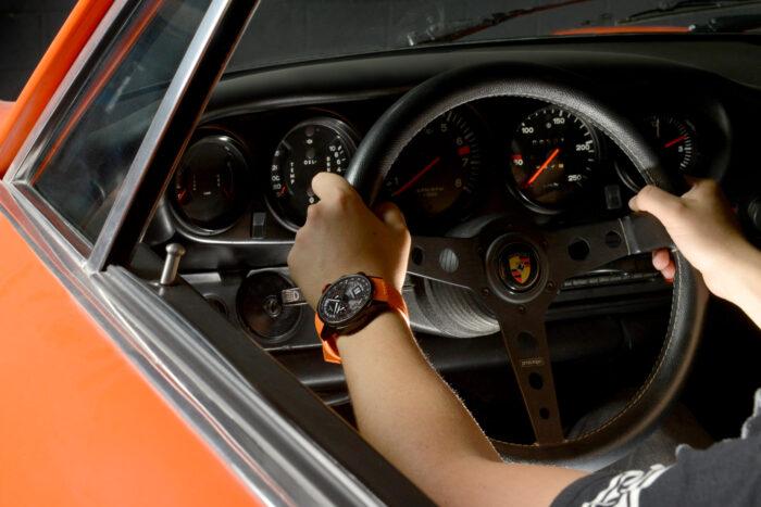 Friends of Edox presenta a Fercho Urquiza-2020-Porsche
