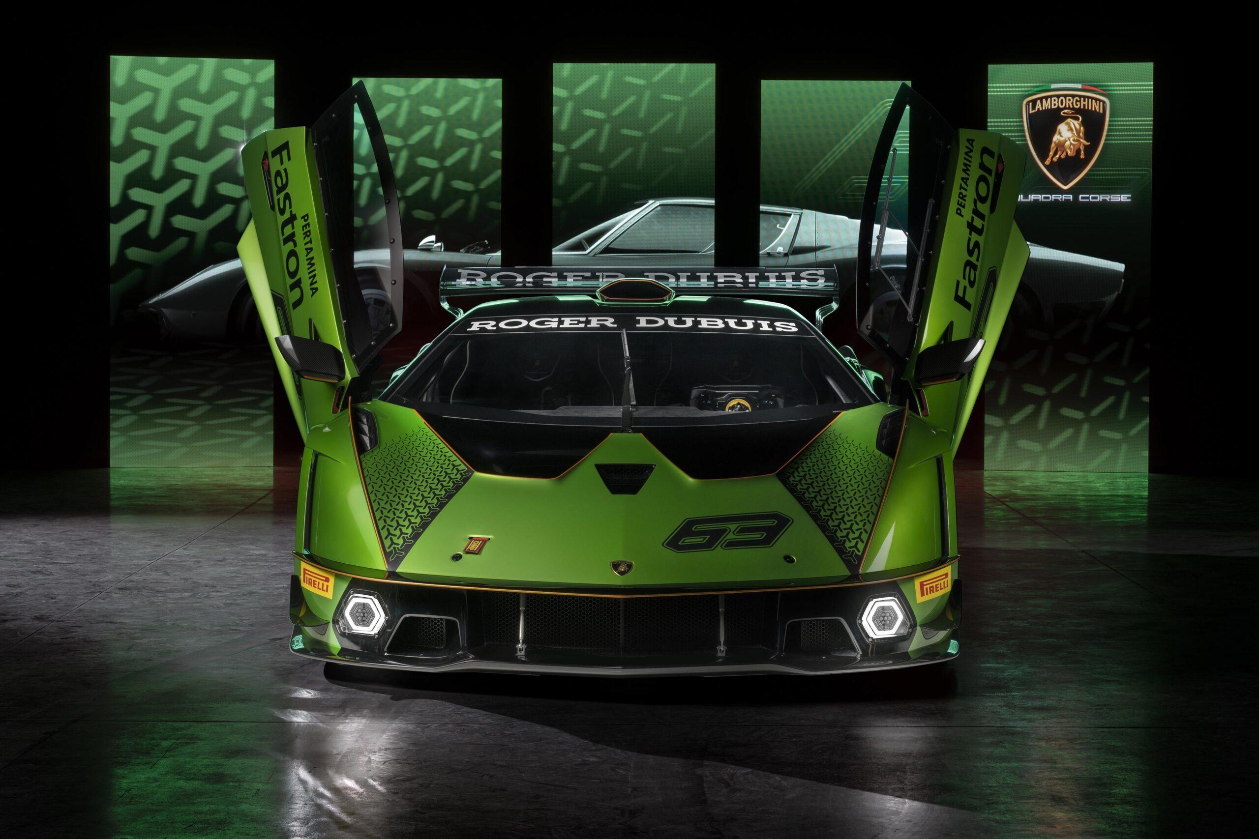Lamborghini Essenza SCV12 front