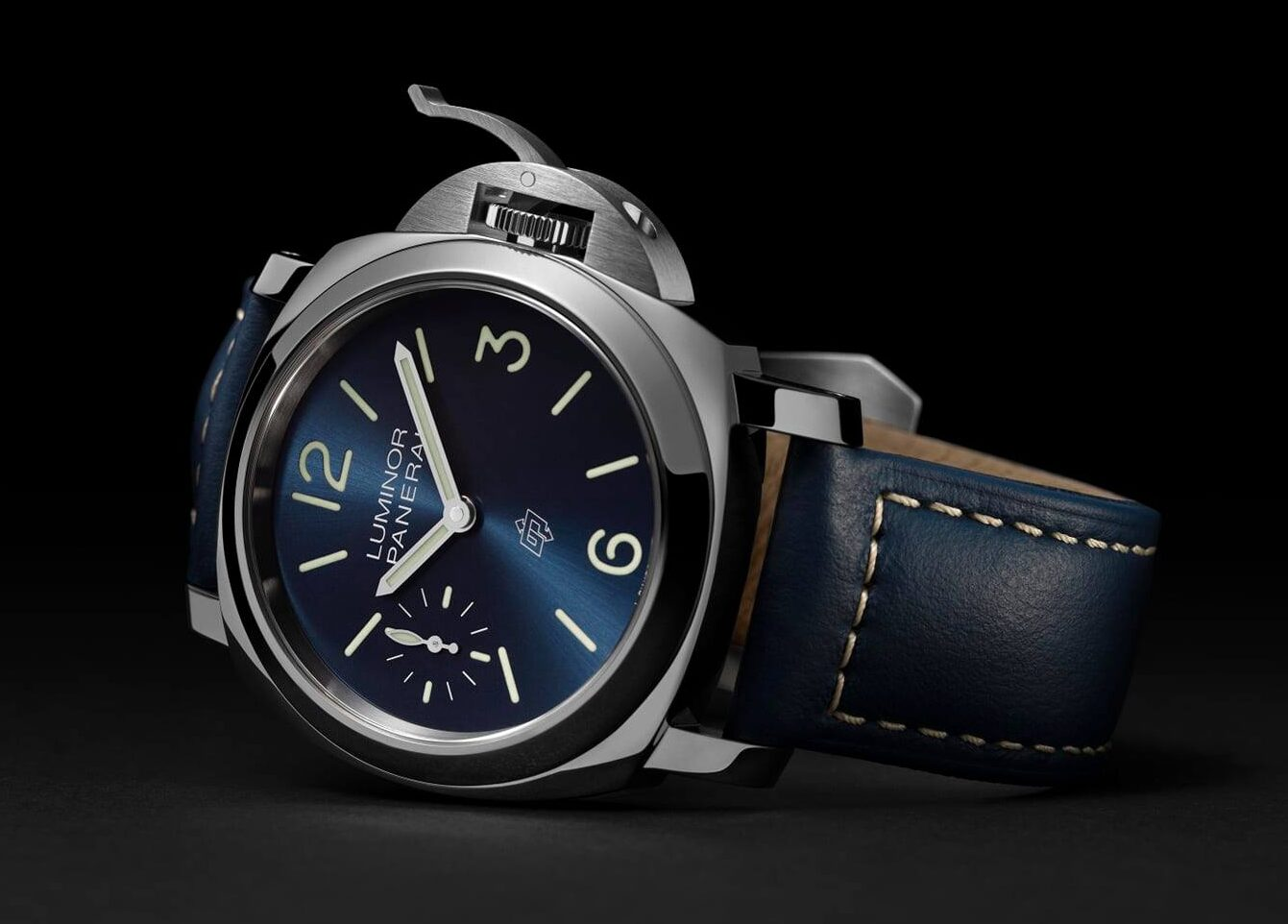 Panerai Luminor Blu Mare 44 mm redes