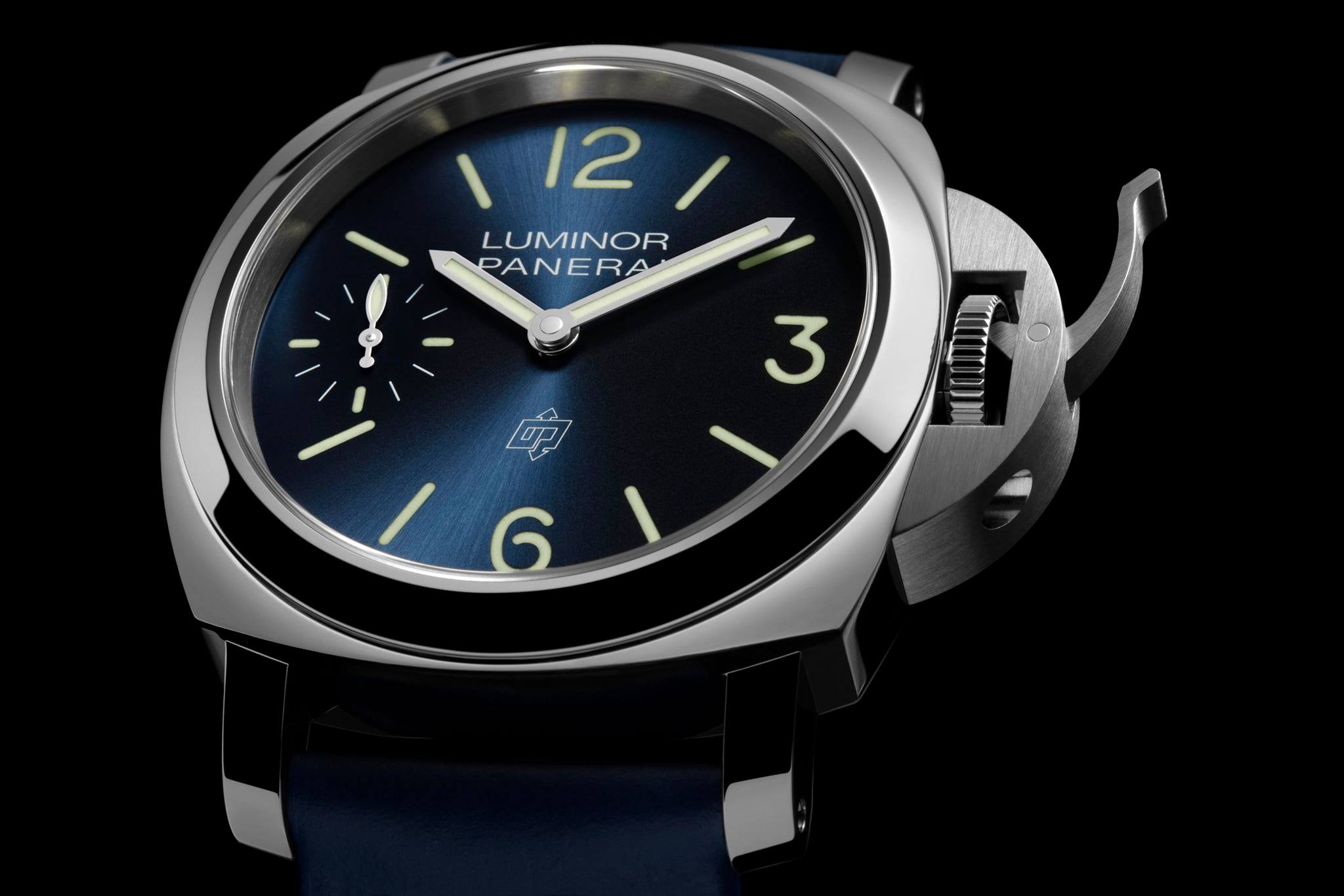 Panerai Luminor Blu Mare 44 mm slider