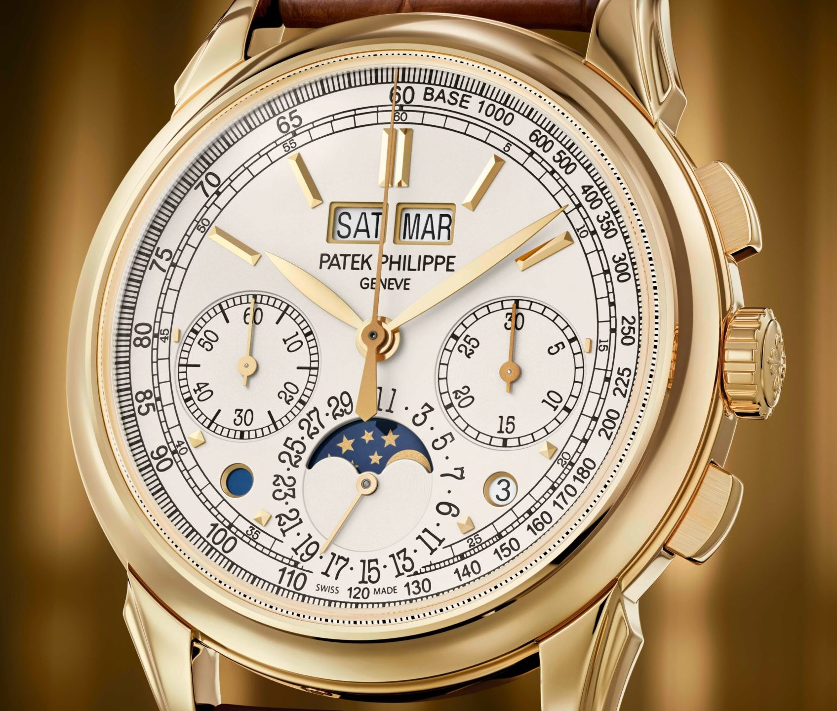 Patek Philippe Perpetual Calendar Chronograph Ref 5270J-001 -2
