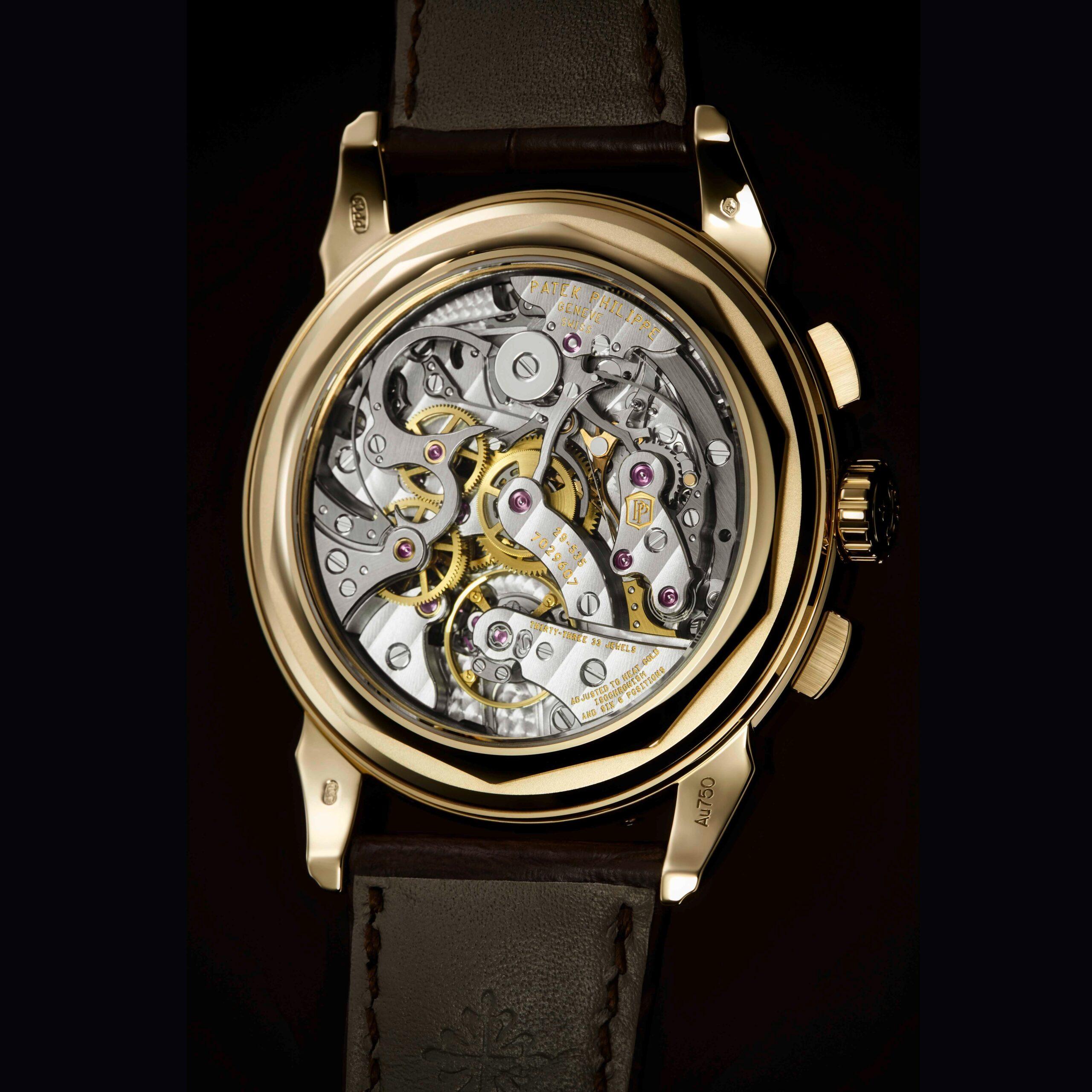 Patek Philippe Perpetual Calendar Chronograph Ref 5270J-001 -fondo