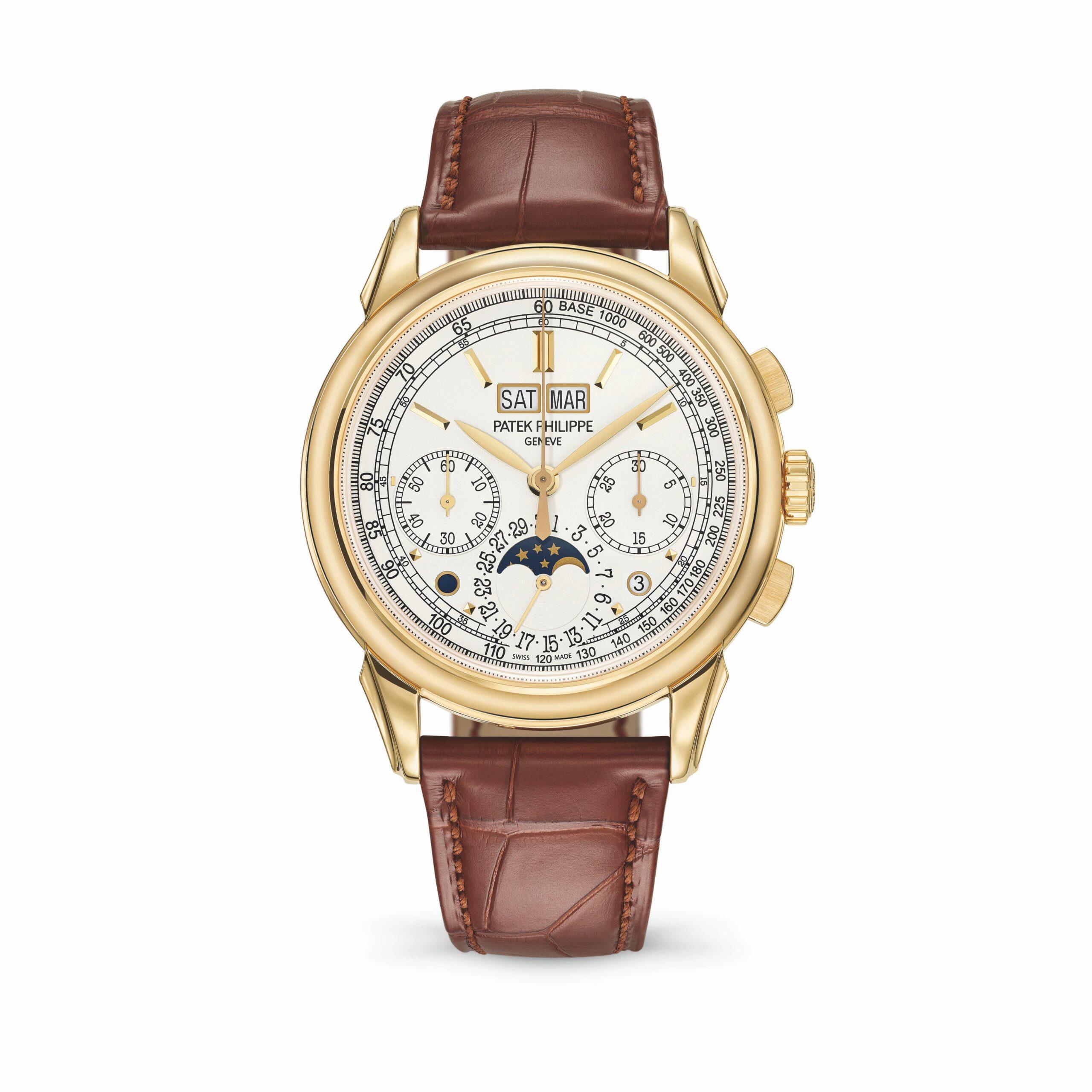Patek Philippe Perpetual Calendar Chronograph Ref 5270J-001 -pack