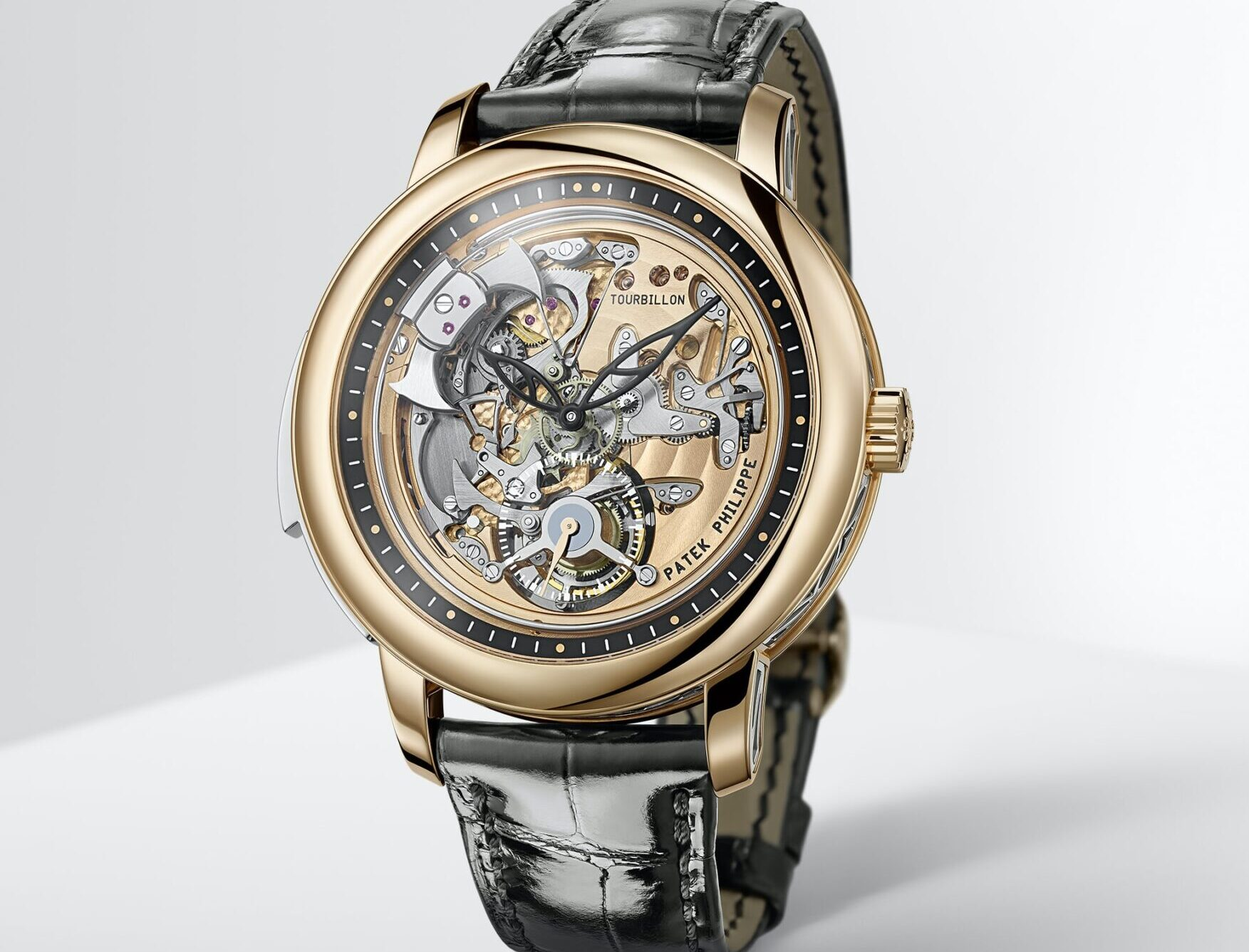 Patek Philippe Ref 5303R-001 Minute Repeater Tourbillon-