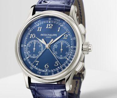 Patek Philippe Split Seconds Chronograph Ref 5370P -
