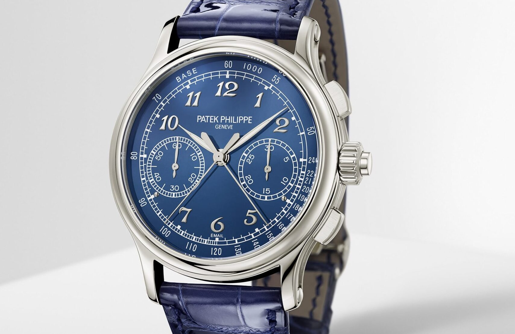 Patek Philippe Split Seconds Chronograph Ref 5370P -