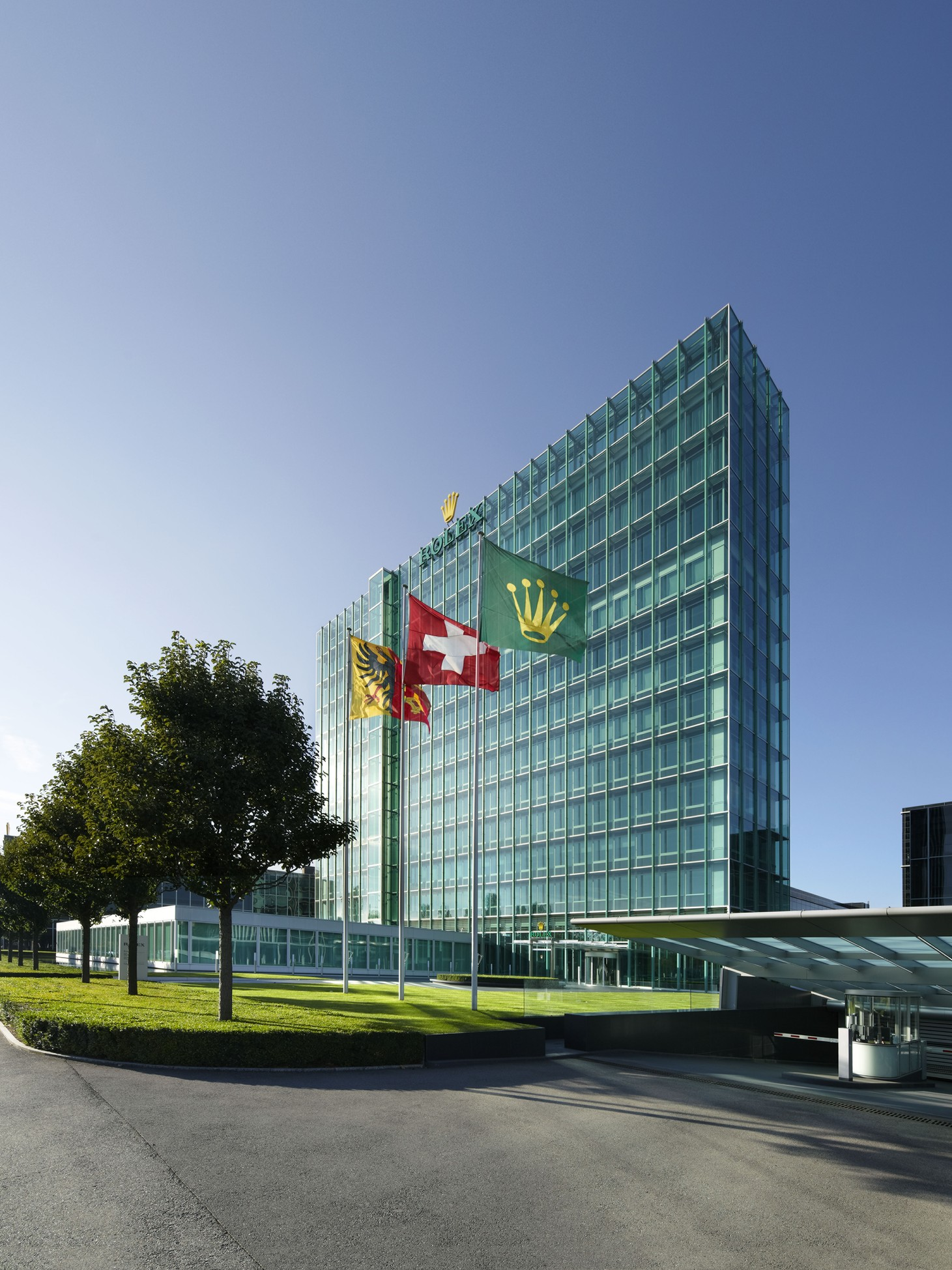 Rolex World Headquarters - Geneva 2015-1
