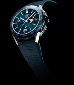 TAG Heuer Connected 3 Summer Inspired Editions-correa azul
