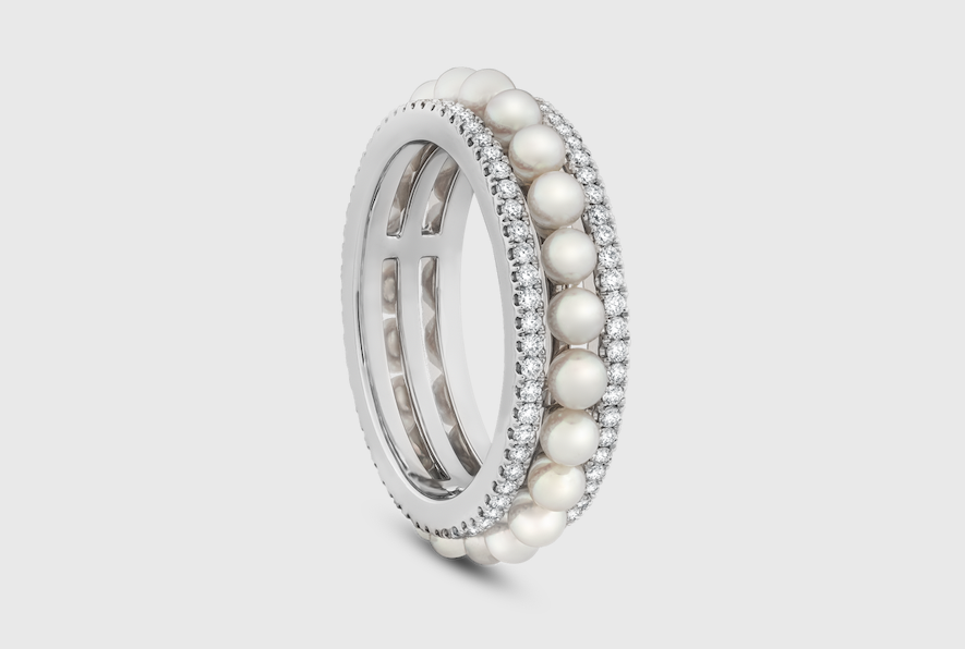 Berger deleita con nuevas creaciones protagonizadas por la perla