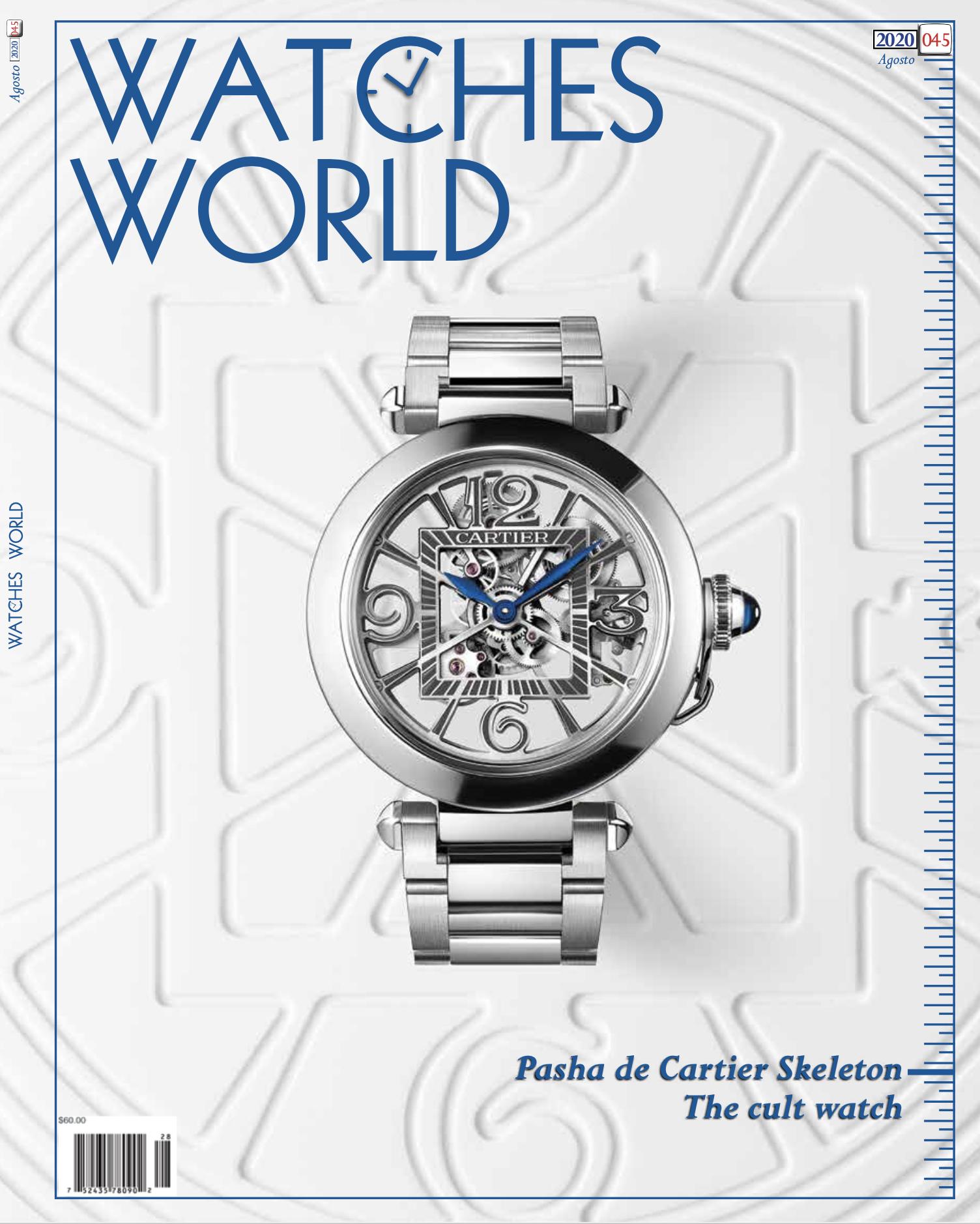Watches World 45 Agosto Verano 2020