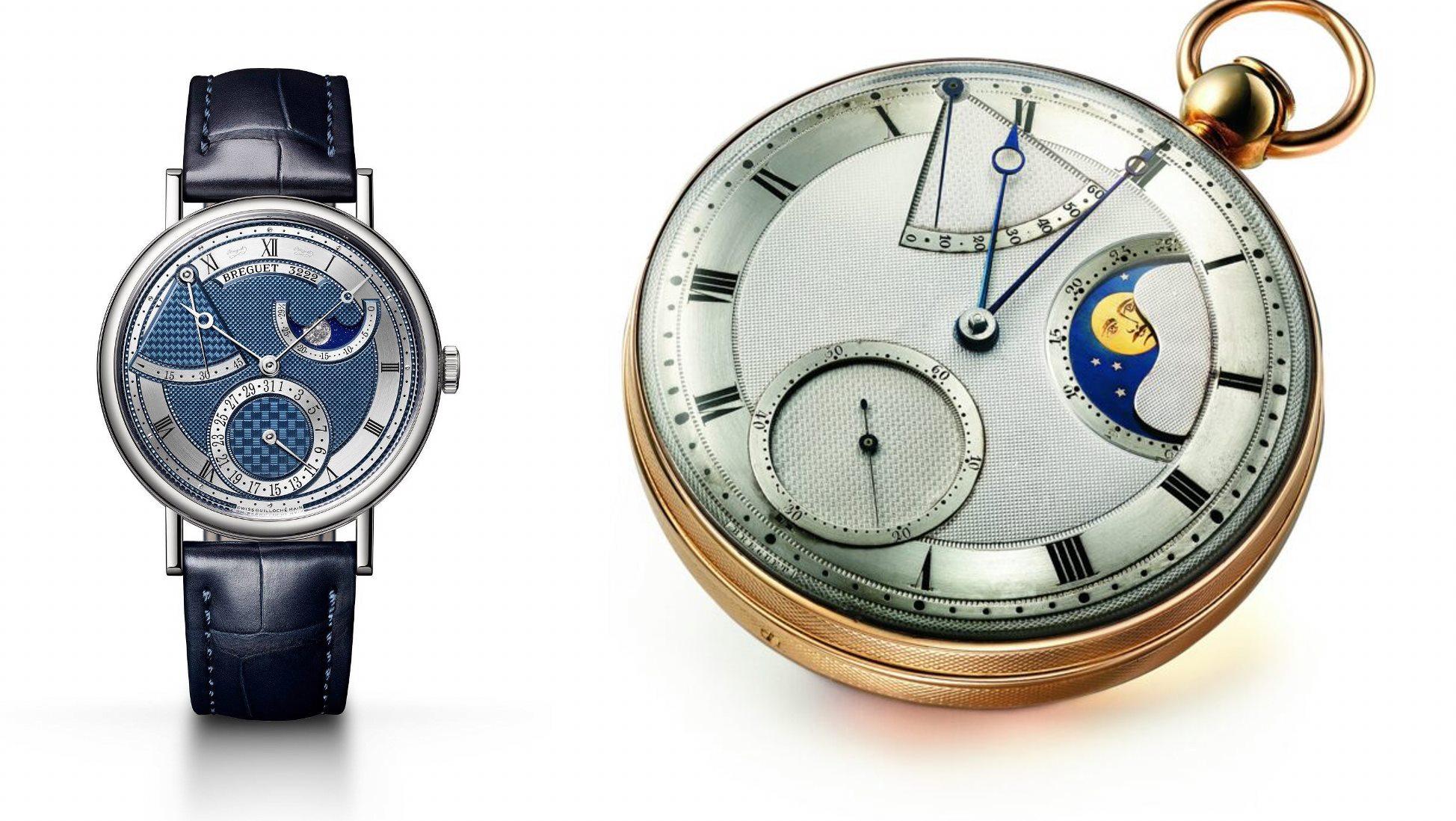 Iconos de la relojeria