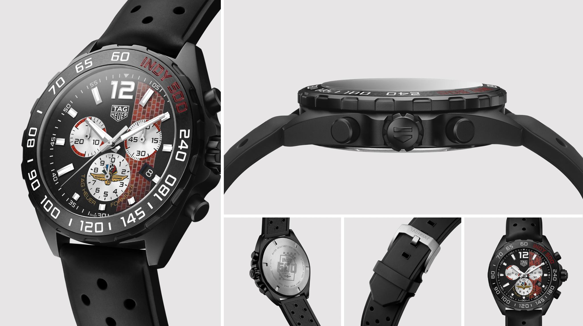 TAG Heuer Indianapolis 500 Limited Edition 2020-Soldat