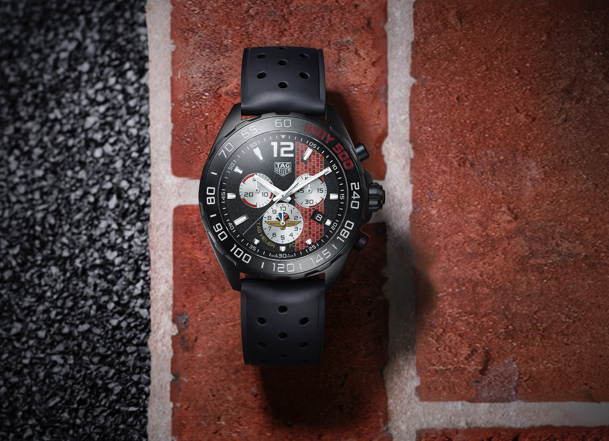 TAG Heuer Indianapolis 500 Limited Edition 2020-brick