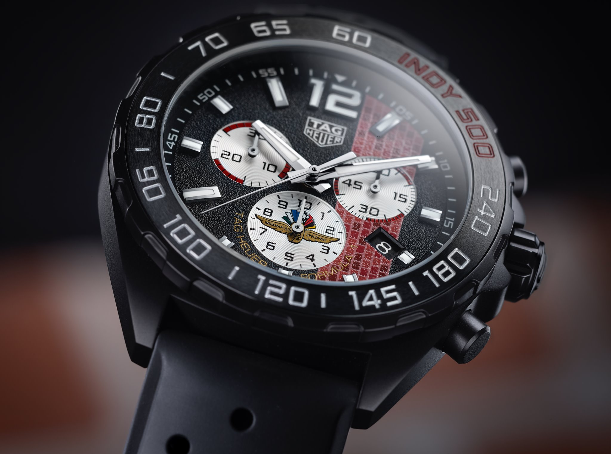 TAG Heuer Indianapolis 500 Limited Edition 2020- slider