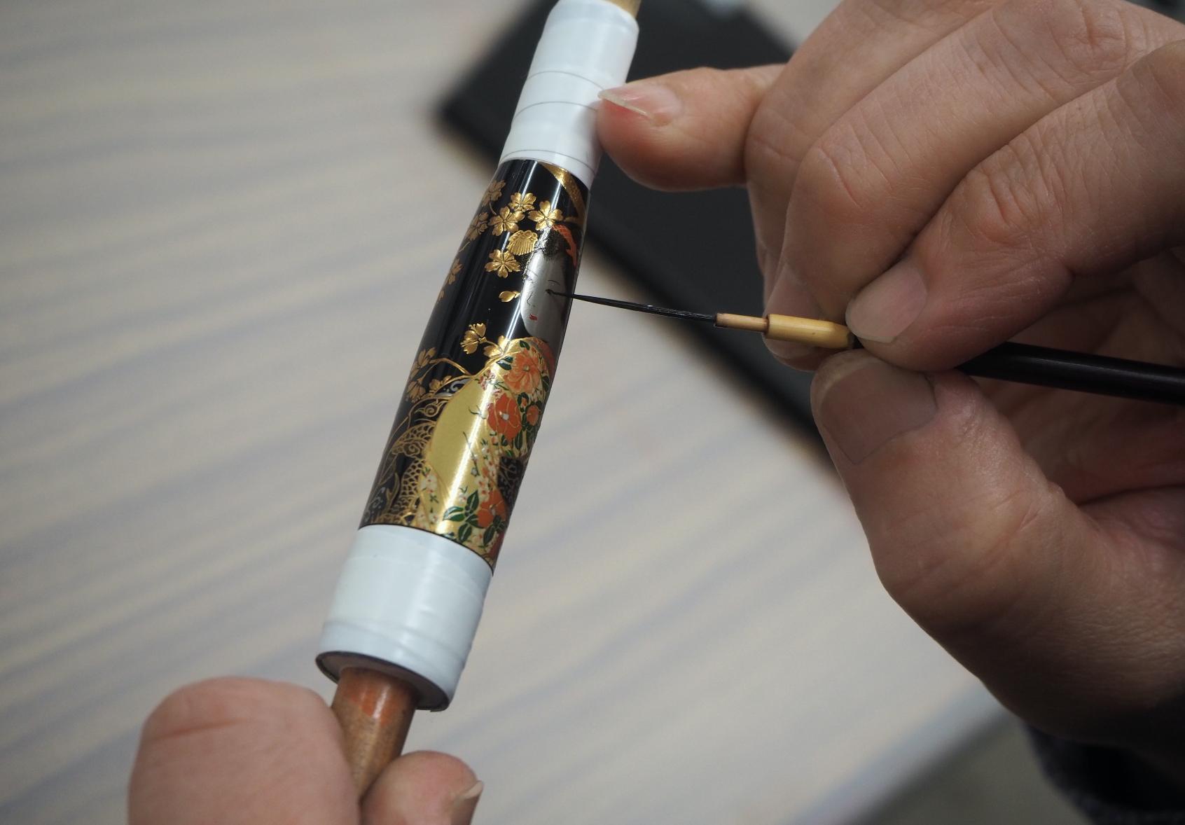 Meisterstück-Maki-e-Calligraphy-Tribute-to-Kyoto-Fine-Craftsmanship-2020-6