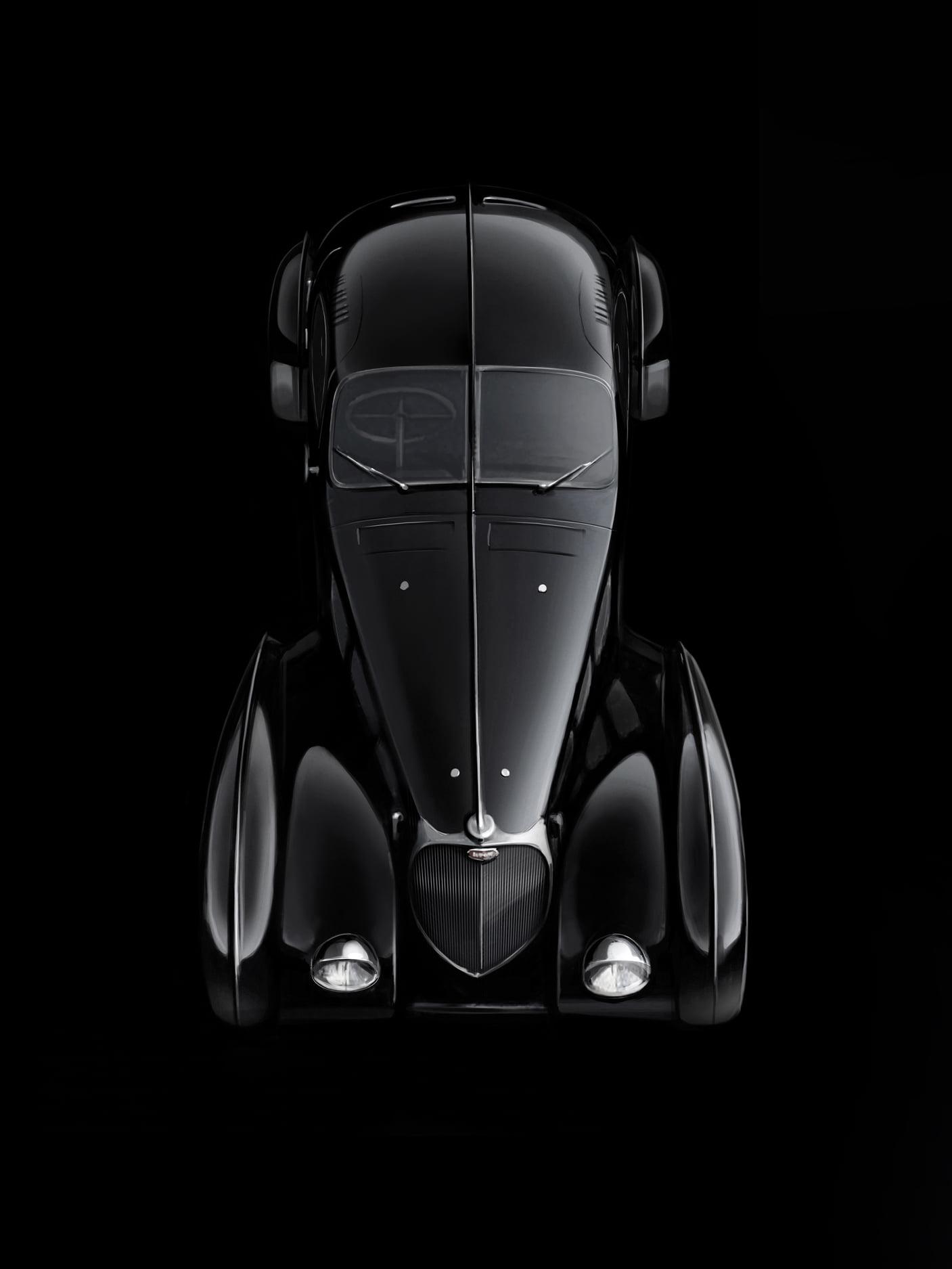 Type 57 SC Atlantic Bugatti
