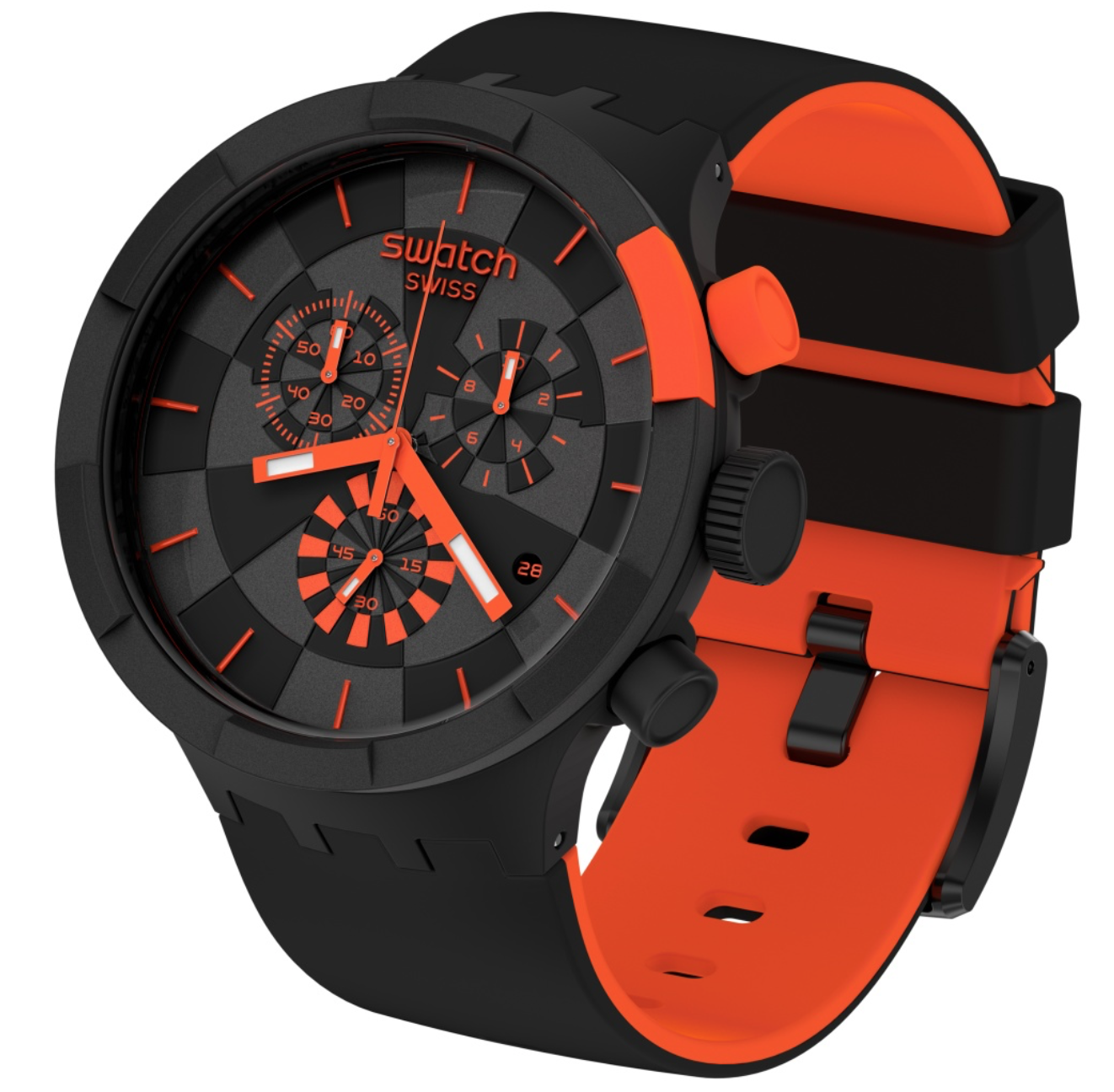 Big Bold Chrono de Swatch