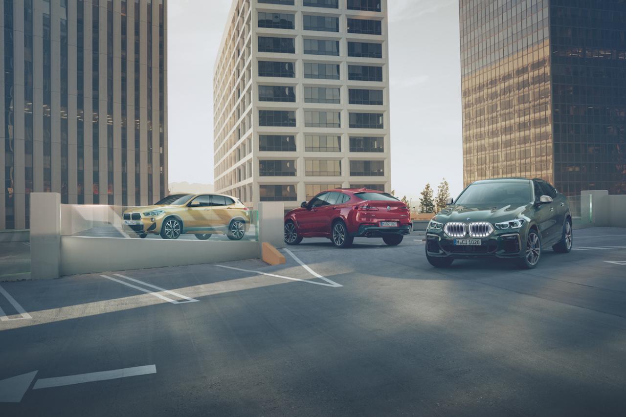 BMW X, la gama para satisfacer los gustos más sofisticados