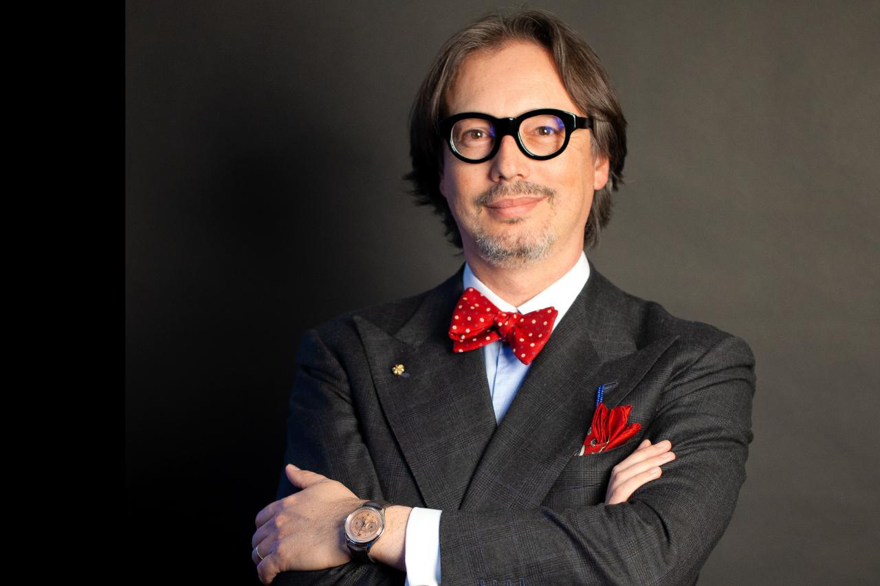 Entrevista con Davide Cerrato, Director de Relojería de Montblanc