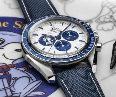 OMEGA Speedmaster Silver Snoopy Award 50 aniversario: a la lupa de Watches World