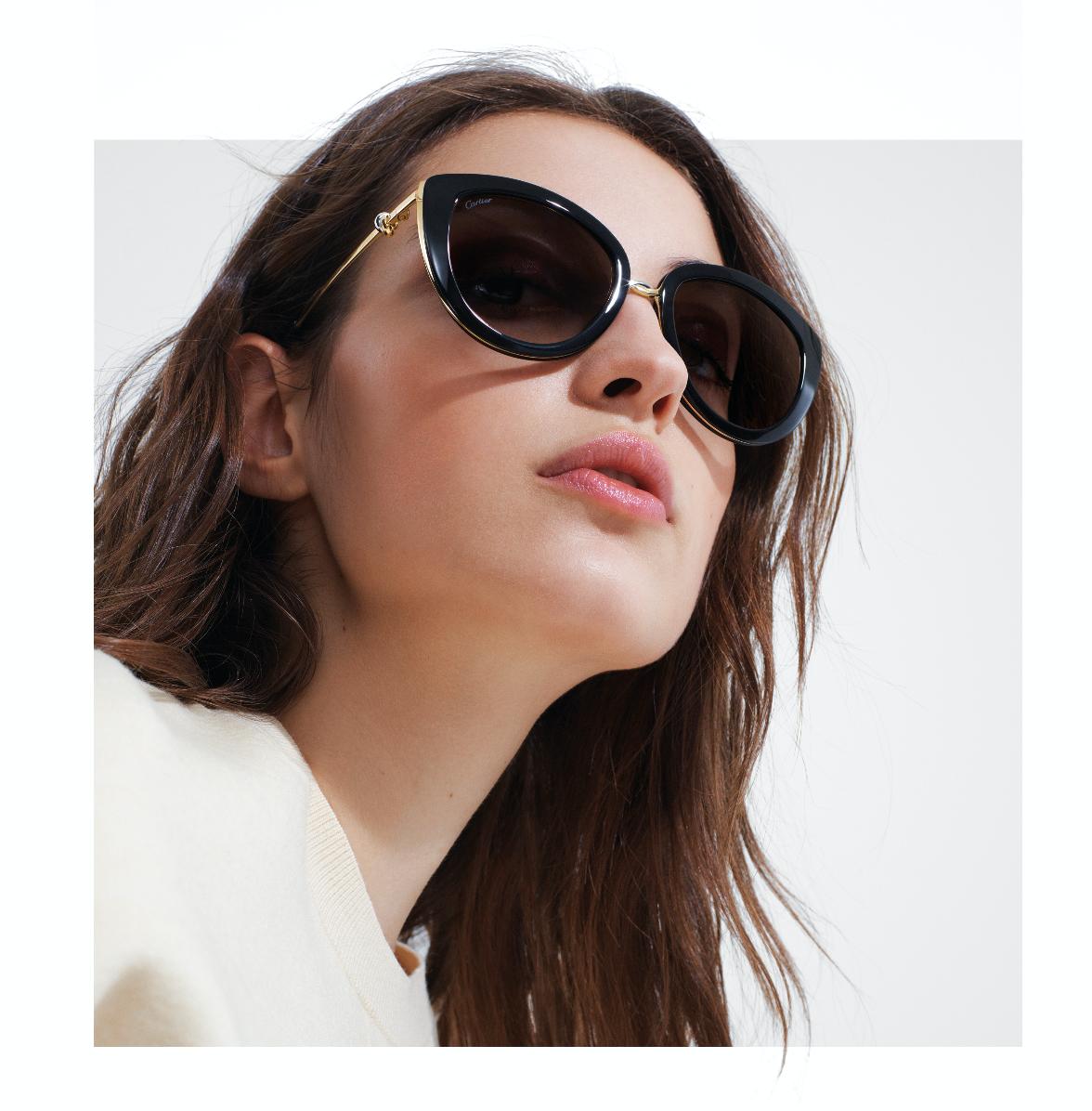 La nueva colección de lentes de Cartier otoño/invierno 2020