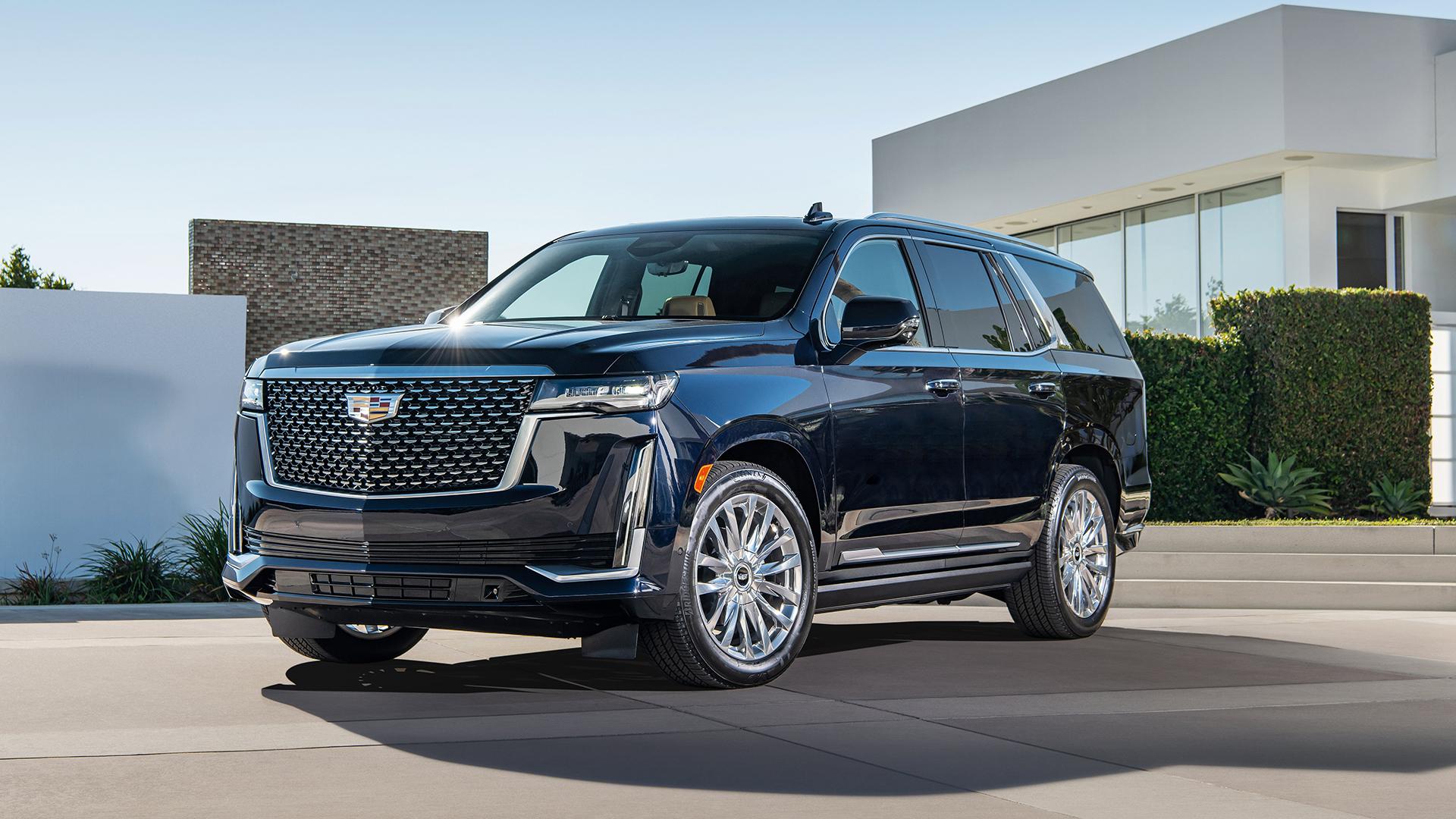 La nueva dimensión de confort y tecnología a bordo de la Nueva Cadillac Escalade 2021
