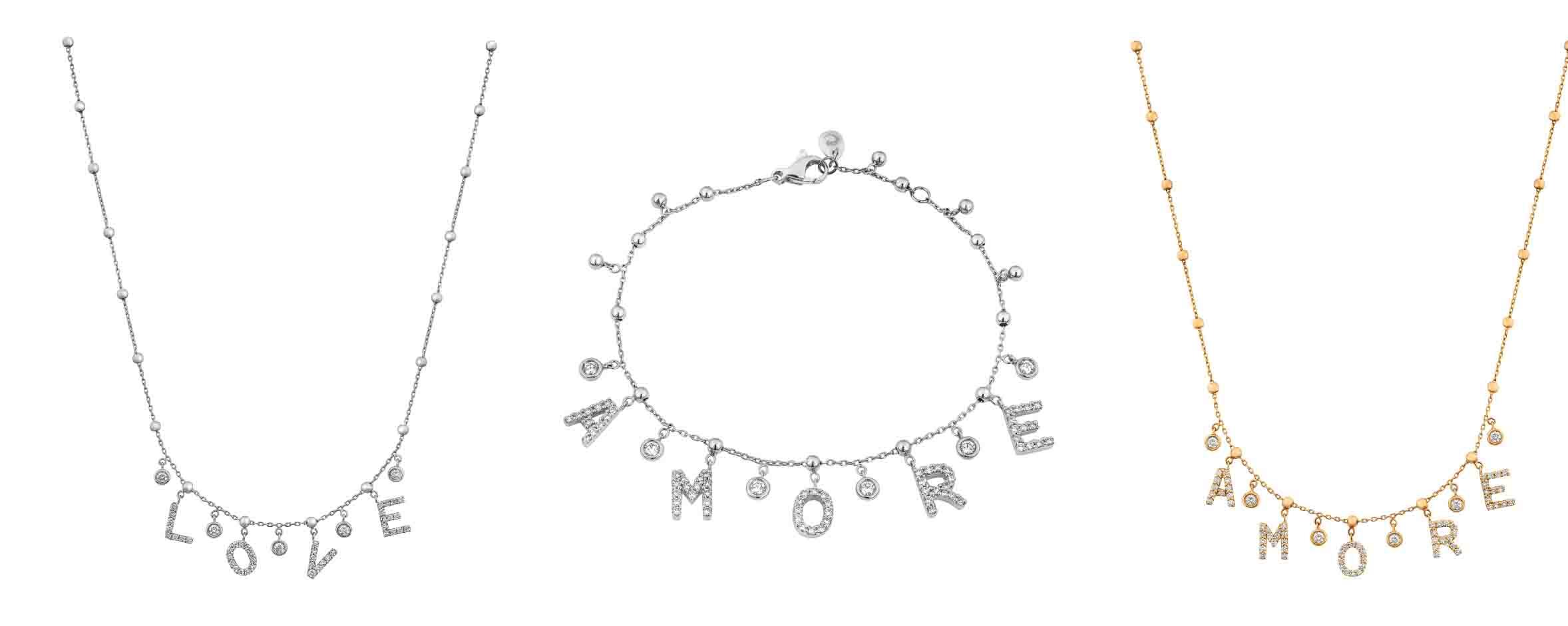Berger Amore, la colección de joyas ideal para demostrar tu amor por ella
