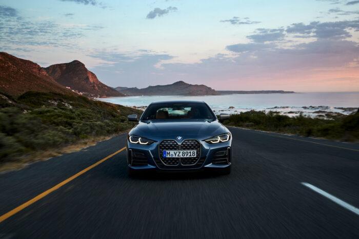 BMW Serie 4 Coupé, carácter distintivo